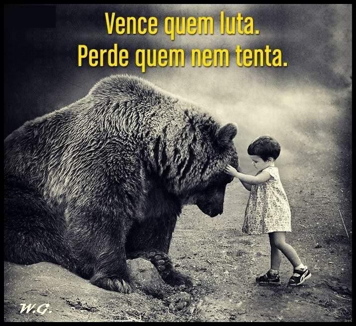 urso e minina