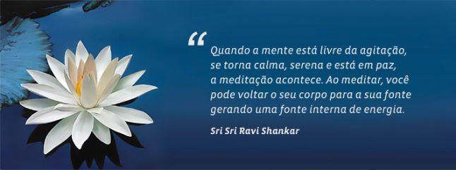 meditaçao
